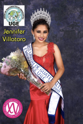 Pali student Jennifer Villatoro wins Miss Guatemala Pageant