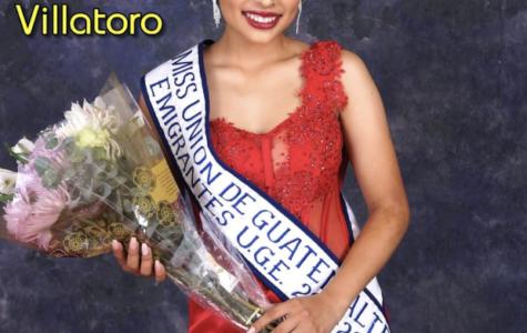Pali student Jennifer Villatoro wins Miss Guatemala Pageant