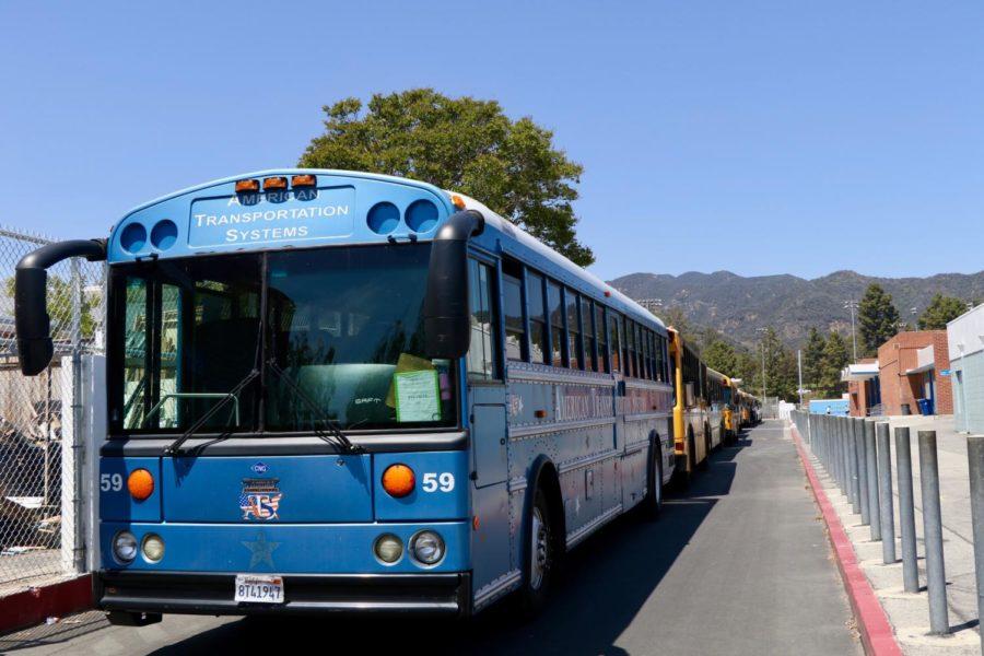 Pali changes bus companies