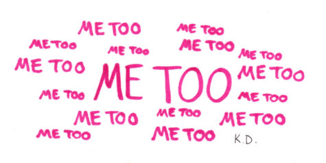 Don't Move On From the #MeToo Movement