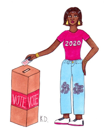 100 Years of Women Voters