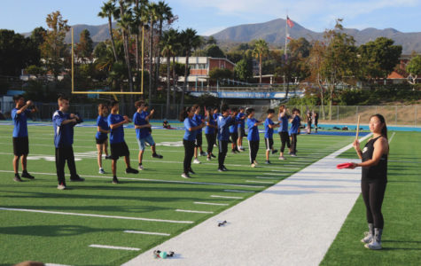 Pali's Marching Band Welcomes New Members and Leaders