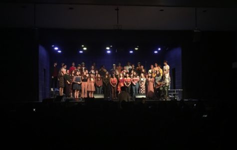 Choir Students Perform at Coffeehouse Concert