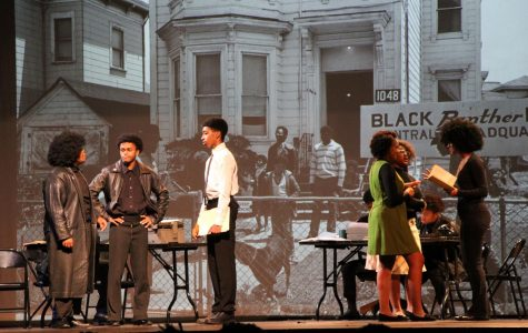 Black Student Union puts on their Annual Showcase