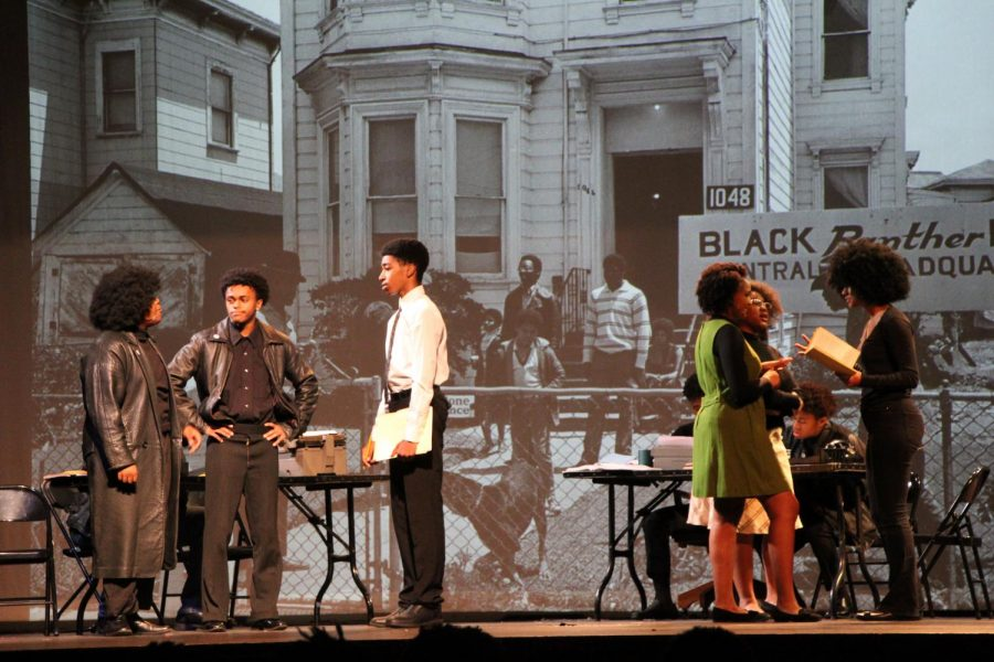 Black+Student+Union+puts+on+their+Annual+Showcase