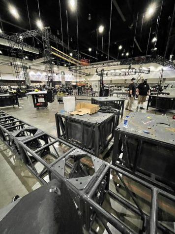 Pali Stage Technician Builds for the Stars at the Grammys