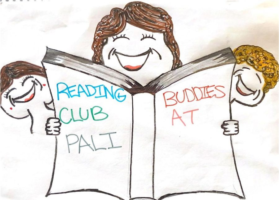 Reading+Buddies+Club+Adapts+to+COVID-19